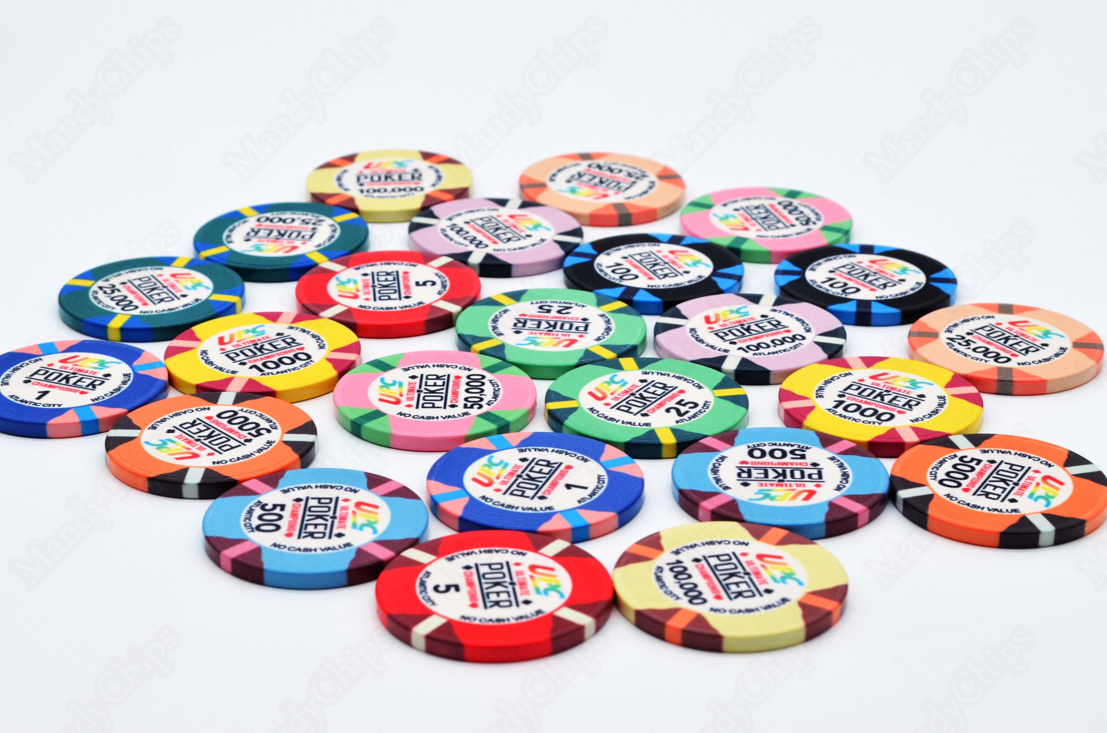 10g poker chips