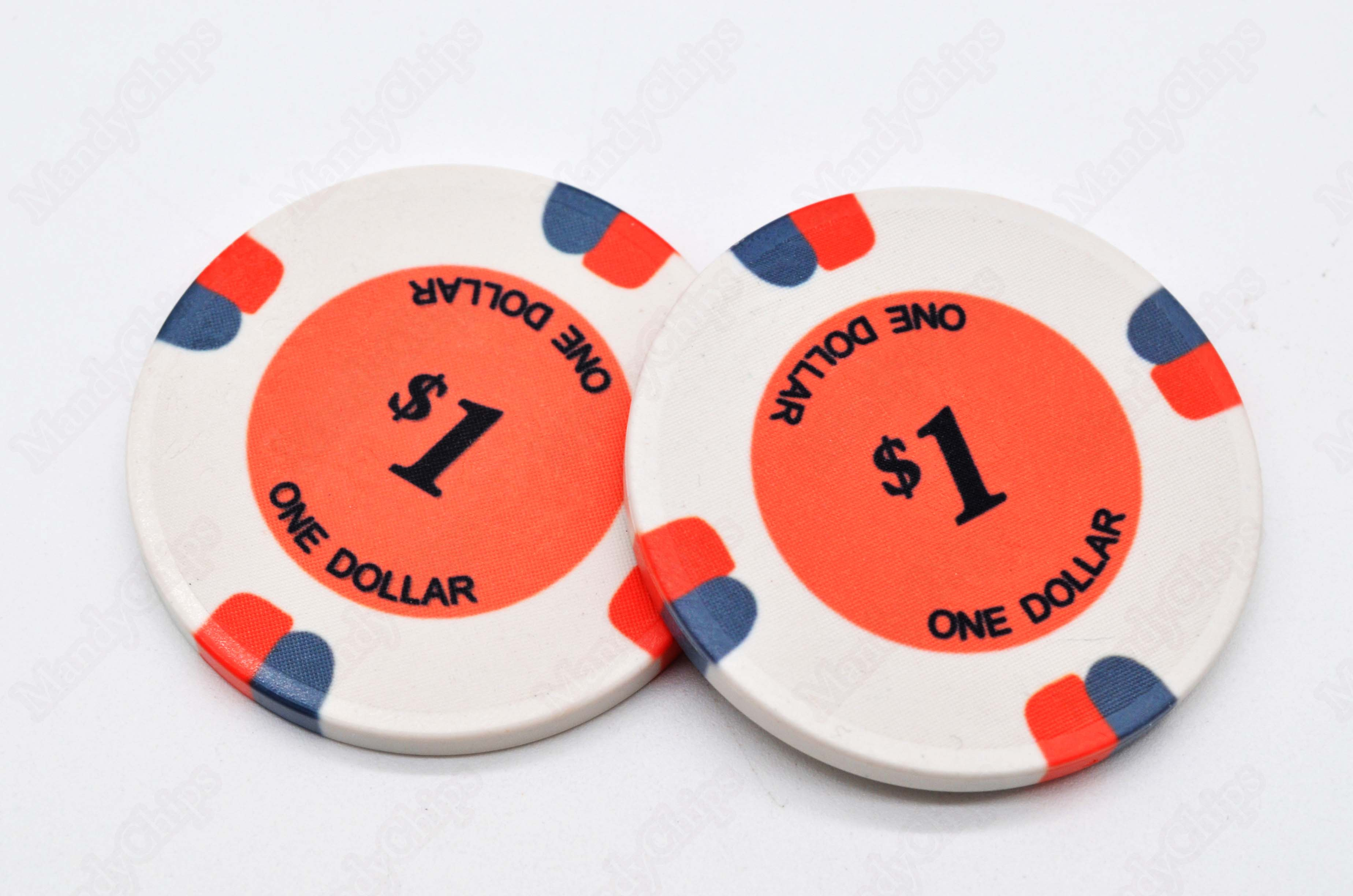 Cash Game Poker Chips