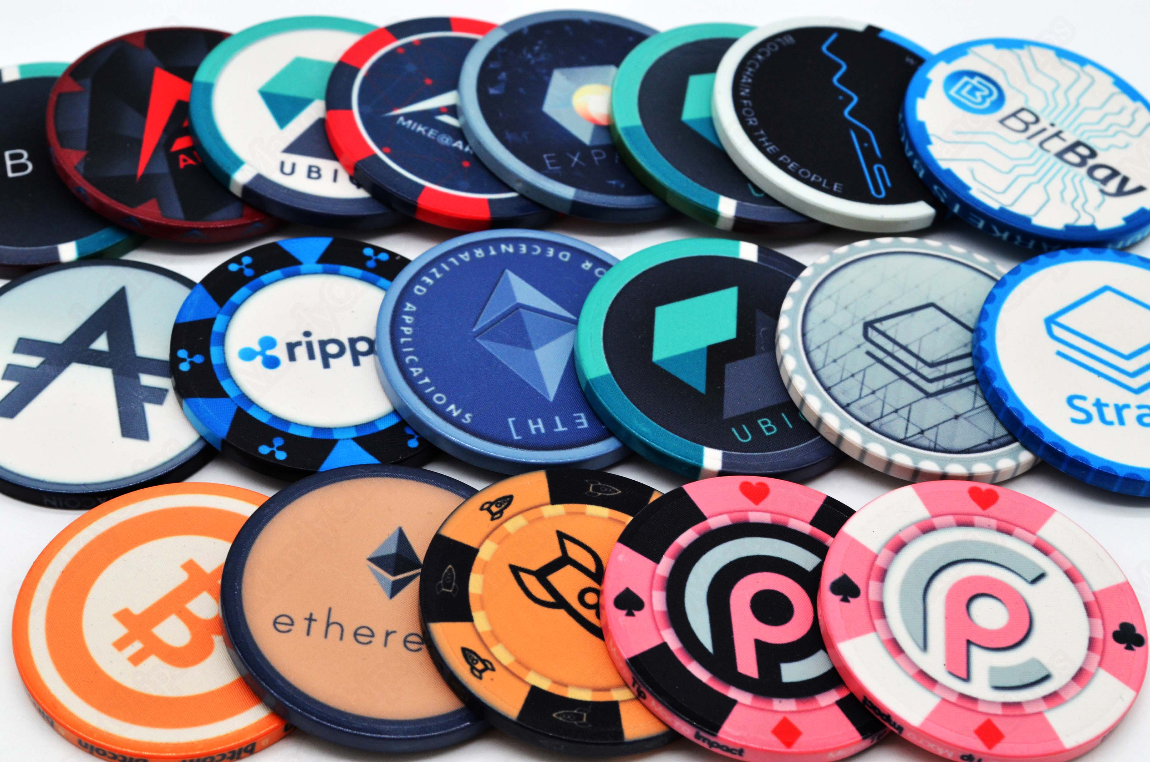 crypto poker chips
