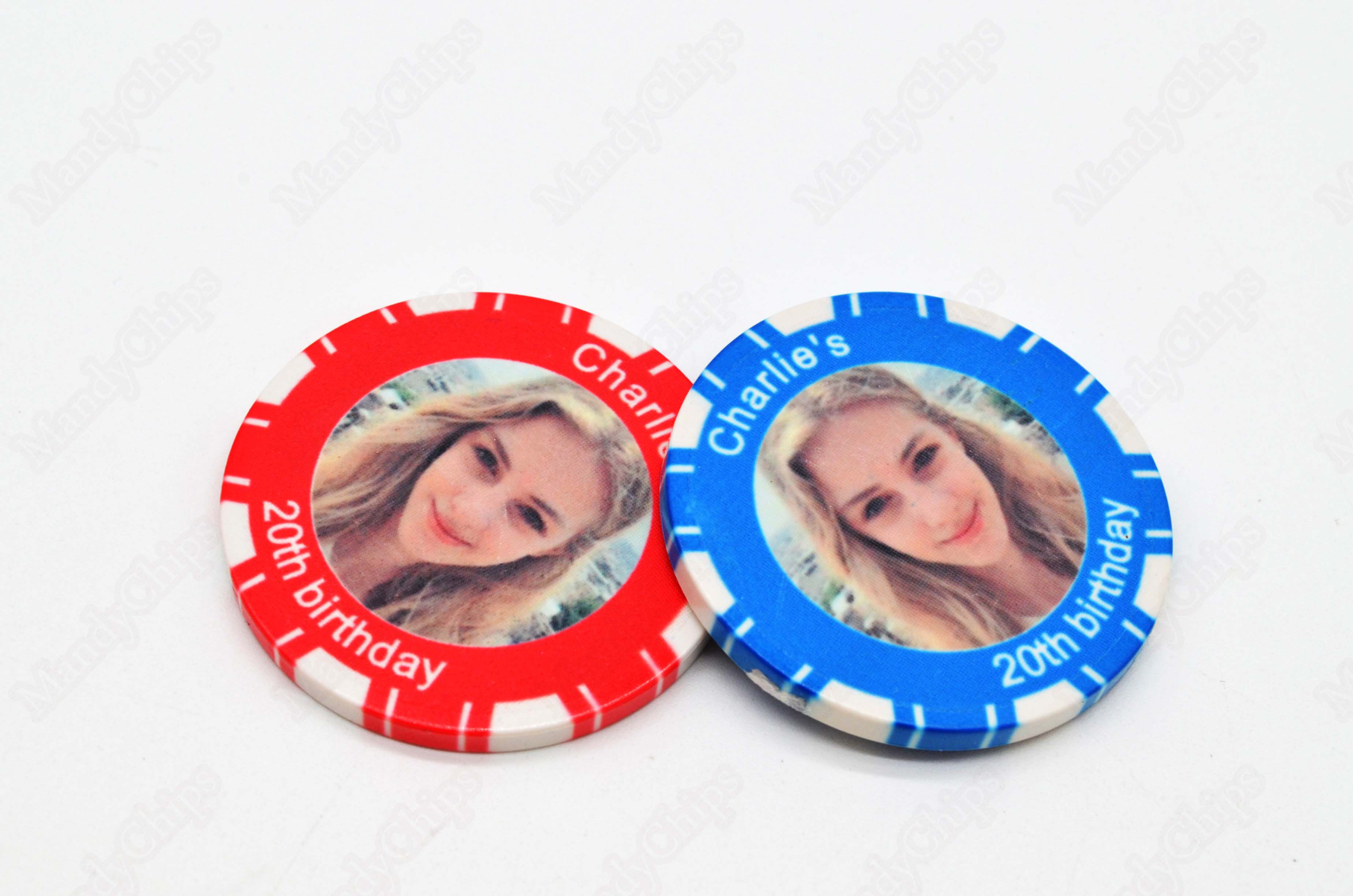 personalized poker gifts